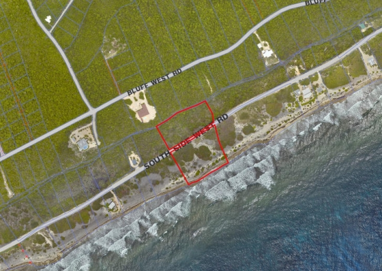 Cayman Brac Oceanfront - Lot A