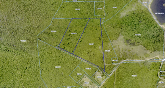 Franks Sound Acreage (10.96 Acres )