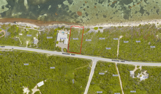 Queen's Highway Oceanfront  - Lot A