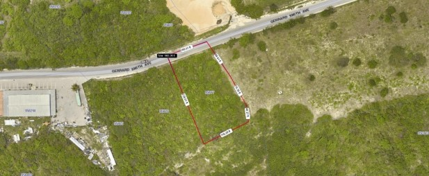 Gerrard Smith Lot - Cayman Brac West