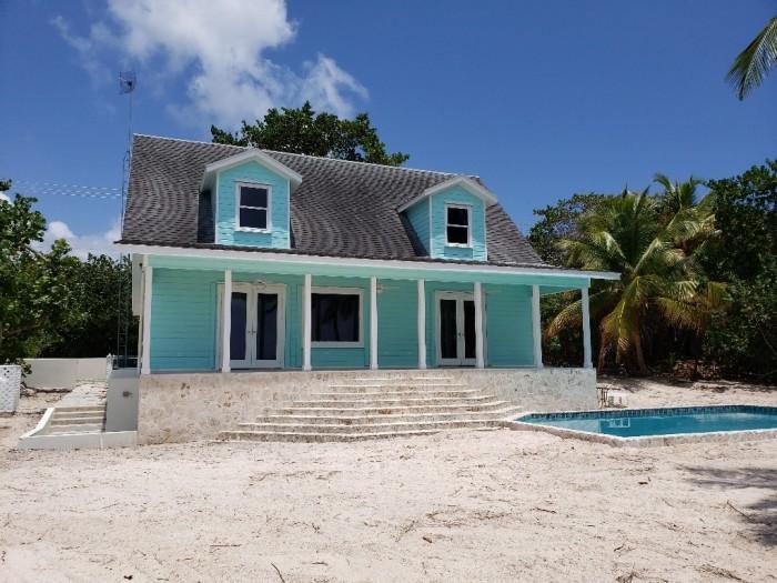 Frank Sound Oceanfront Home
